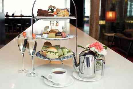 Radisson Blu Durham - Traditional afternoon tea for two people plus four hour parking for up to two cars - Save 0%