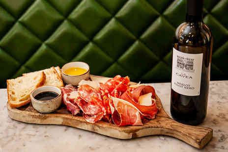 Hotel Indigo Kensington - Sharing platter for two with a cocktail each - Save 48%