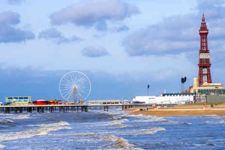 Llanryan Guest House - Blackpool getaway for two people with breakfast - Save 0%