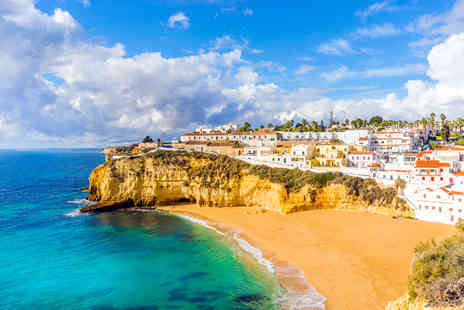 Super Escapes Travel - Two nights Algarve, Portugal holiday with return flights - Save 44%