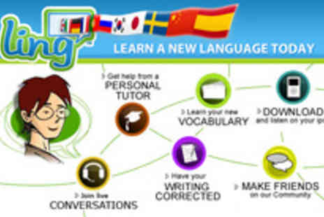 LingQ - Six  Month Online Language Course - Save 58%