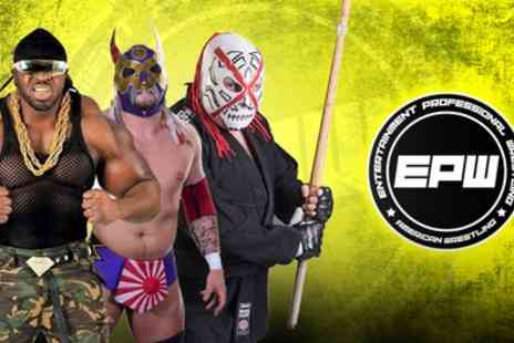 Live Wrestling with EPW 2020 - Standard or VIP Ticket from 18th January To 12th December - Save 30%
