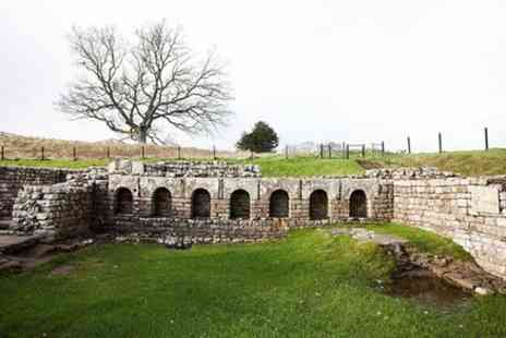 English Heritage - Chesters Roman Fort and Museum Hadrians Wall Admission Ticket - Save 0%