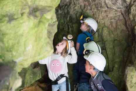 Creswell Crags - Cave Tour and Exhibition Entry for Child, Adult or Family of Four - Save 33%