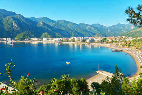 Super Escapes Travel - Five Star Seven nights all inclusive Dalaman, Turkey holiday with return flights - Save 38%