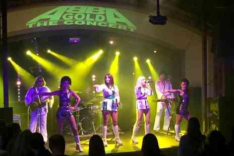 Solid Gold Management - Ticket to tribute concert ABBA Gold - Save 54%