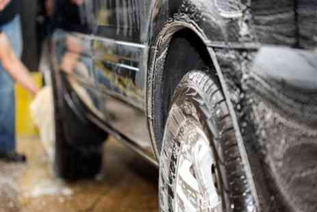 Barry Hand Car Wash and Valeting Centre - Car Valet Package - Save 33%