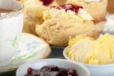 Rumours Bakehouse - Afternoon Tea with Free Flowing Coffee for Two or Four - Save 29%