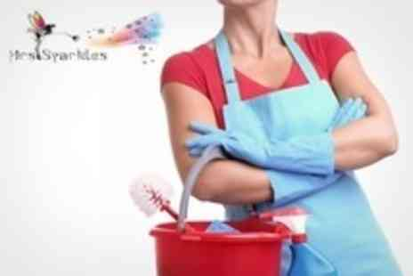 Mrs Sparkles Cleaning Services - House Cleaning - Save 63%