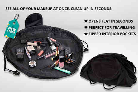 Forever Cosmetics - Magic drawstring beauty bag - Save 75%