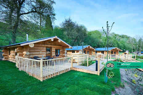 Mountain Edge Shropshire - Two nights glamping stay for two people - Save 51%