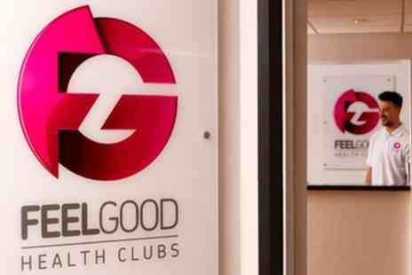 Feel Good Health Club - One Day Gym Passes - Save 79%