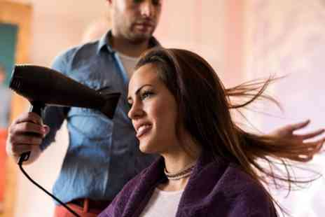 Images Hairdressing Salon - Wash, Cut, Blow Dry and Conditioning Treatment - Save 56%