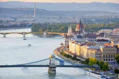 Budapest Break - Five Star 2 To 4 Nights at Hilton Budapest City with Return Flights and Option for Szechenyi Spa Entry - Save 0%