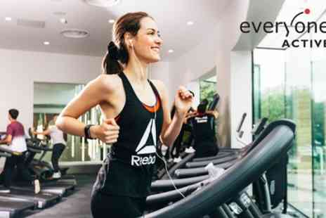 Everyone Active - 14 Day Gym and Swim Pass - Save 78%