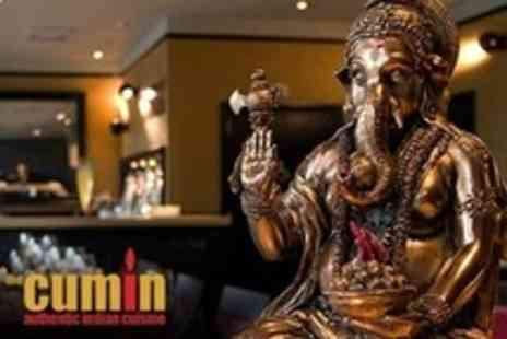 The Cumin Restaurant - Indian Thali Lunch Platter - Save 60%