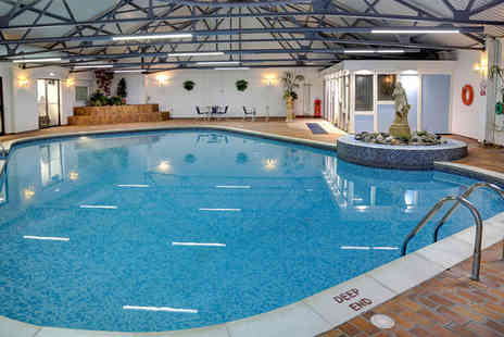 Royal Clifton Hotel & Spa - Overnight Southport stay for two people with breakfast, two course dining and spa access - Save 39%