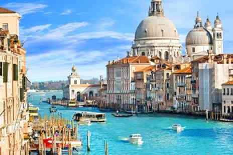 Venice City Break - 2 To 4 Nights at a Choice of Hotels with Return Flights - Save 0%