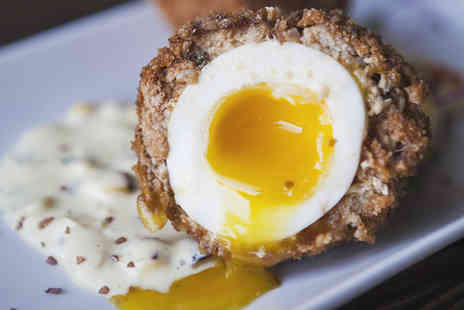 Top Notch Scotch Egg Company - Two hour Scotch egg making masterclass for one person - Save 0%