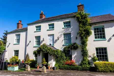 The Vicarage Freehouse - Cheshire overnight stay for two with breakfast, a glass of Prosecco each and late checkout - Save 63%