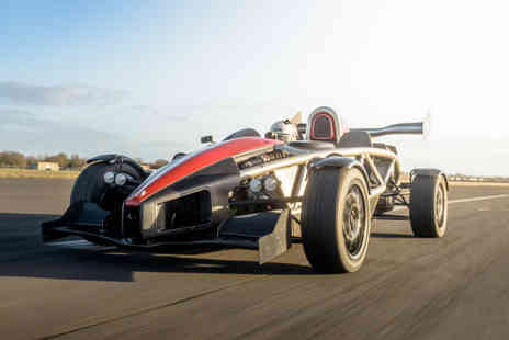 Car Chase Heroes - Three lap adult driving experience in an Aerial Atom - Save 61%