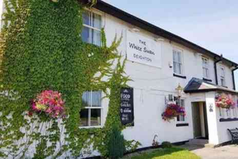 The White Swan - 1 or 2 Nights for Two with Breakfast, Late Check Out and Optional Dinner with Wine - Save 43%