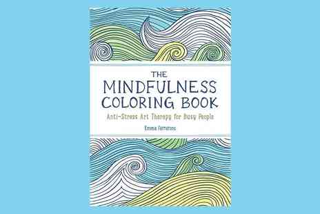 The Book Depository - The Mindfulness Colouring Book - Save 20%