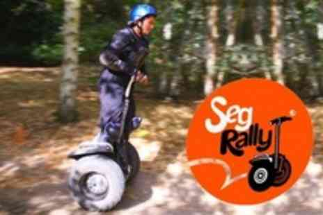 SegRally - Off Road Segway Rally - Save 65%