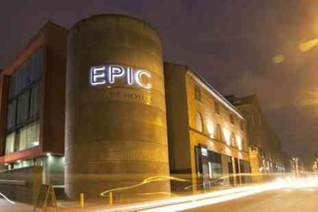 EPIC Aparthotel - Super Luxe Studio for 2 to 4, 1 Bedroom Luxe up to 5, or 2 Bedroom Luxe for up to 7 Adults - Save 78%
