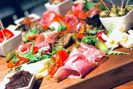 The Last Word Clifton - Sharing Platter of Choice for Two or Four - Save 44%
