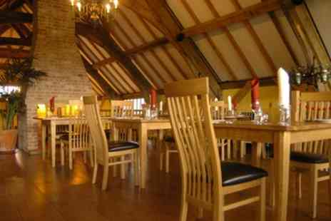 The Barn Restaurant - Three Course Sunday Lunch for Up to Four - Save 32%