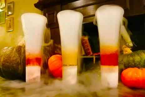 Department of Magic - Magical Potions Bubbler Experience for Two or Four - Save 36%