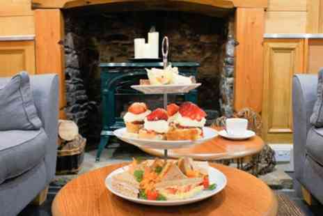 Philipburn Hotel - Afternoon Tea for Two or Four with Optional Bubbles - Save 60%