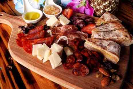 Tropic bar - Sharing Platter with Glass of Prosecco Each for Two or Four - Save 49%