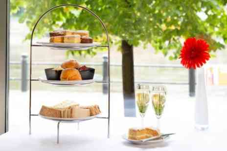 Copthorne Hotel Newcastle - Sparkling Afternoon Tea for Two or Four - Save 52%