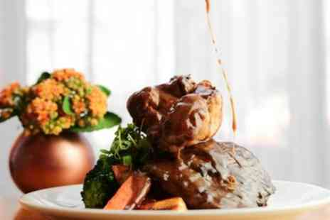 Crowne Plaza Hotel - Three Course Sunday Lunch for Two or Four - Save 37%