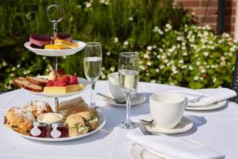 The Lismoyne Hotel - Sparkling Afternoon Tea for Two or Four - Save 32%