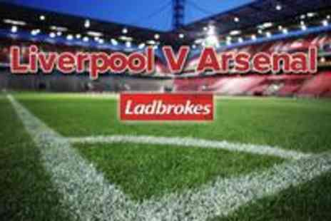 Ladbrokes - £5 for a £20 bet on the Liverpool vs Arsenal match on the 2nd September 2012 - Save 75%