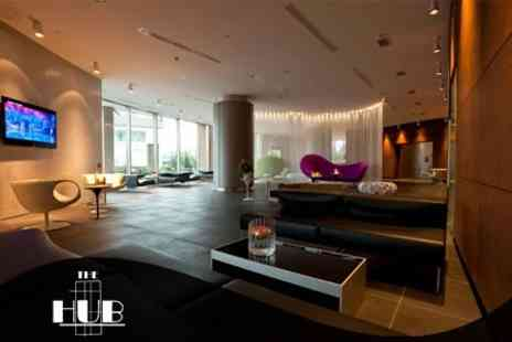 The Hub Hotel - Two Night Stay With Breakfast For Two at The 4* Hub Hotel, Milan - Save 62%