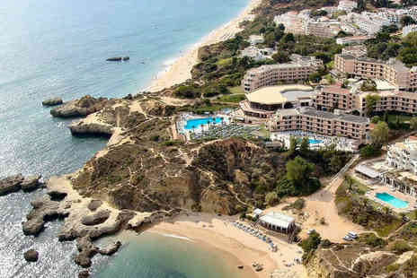 Travel Center - Three nights all inclusive Algarve, Portugal beach break with return flights - Save 22%
