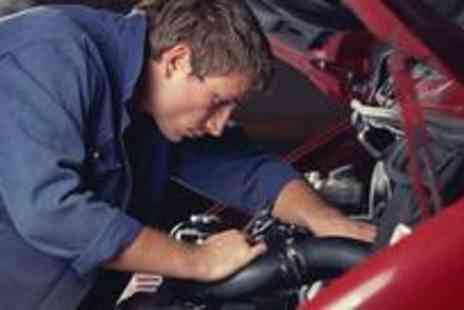 MK Automotive - Car service and MOT - Save 73%