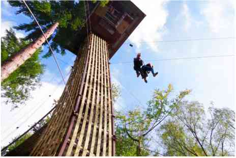 Zip World - 100ft Plummet for Two - Save 0%