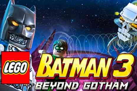 Software Giants - Lego Batman 3 Beyond Gotham PC game digital download - Save 30%