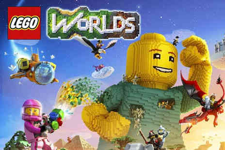 Empire Gaming - LEGO Worlds computer game - Save 20%