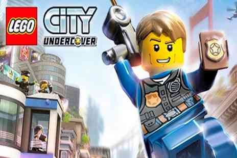 Software Giants - Digital download of LEGO City Undercover The Video Game - Save 20%