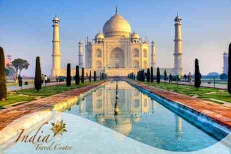 India Travel Centre - Six Night, Seven Day Private Tour of India's Golden Triangle with Accommodation and Transport - Save 50%