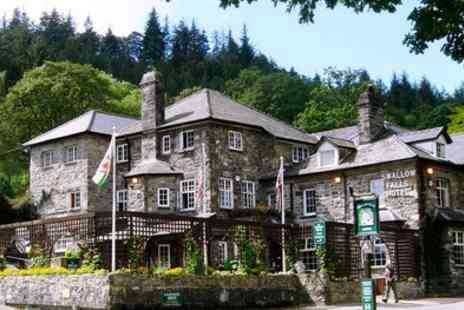 Swallow Falls Hotel - Double Room for Two with Breakfast and Sauna Session - Save 58%