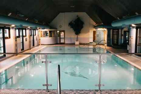 Lancaster House - Classic Double or Luxury Studio for Two People with Leisure Access - Save 25%