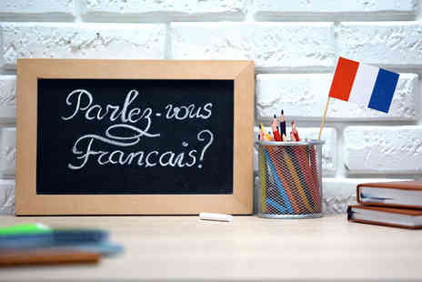Educator London - Online French for Beginners course - Save 98%