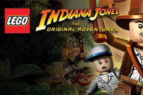 Software Giants - £12.49 instead of £15.49 for a digital download of LEGO® Indiana Jones: The Original Adventures - Save 19%